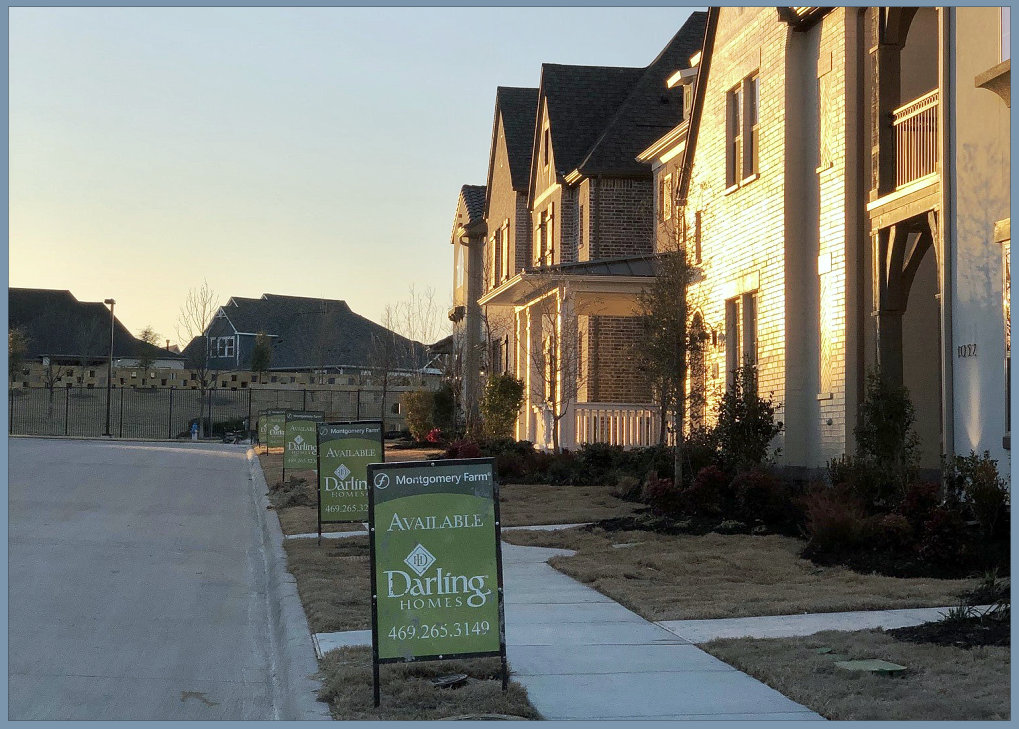 February New Home Deals around Dallas Fort Worth