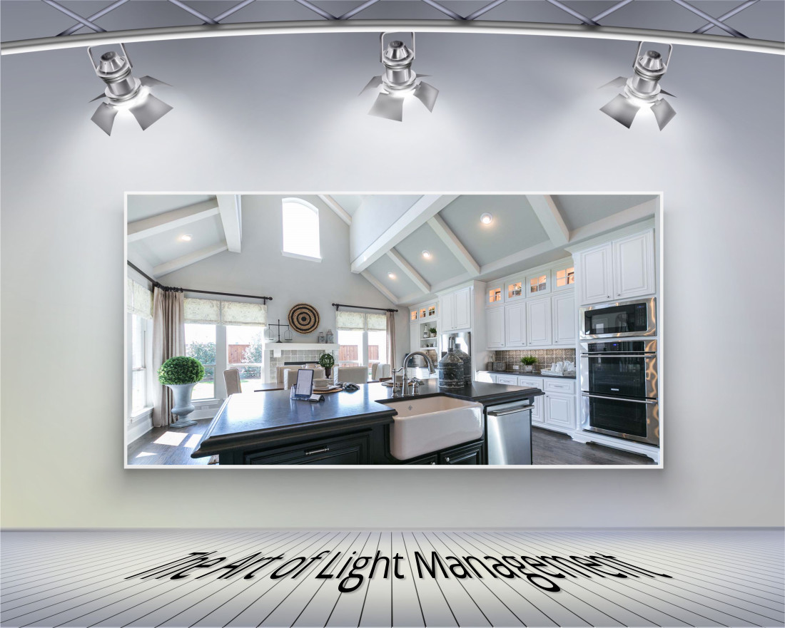 How Light Management Helps Home Sellers Get Their Homes SOLD