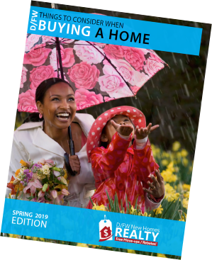 Spring 2019 Home Buyer Guide DFW Texas