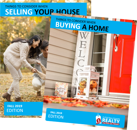 Fall Buyer and Seller Guides for Dallas Fort Worth