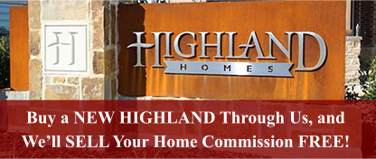 ARG Offers DFW's Best Free Move-up for Highland Homes!