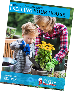 2019 Home Seller's Guide DFW Texas