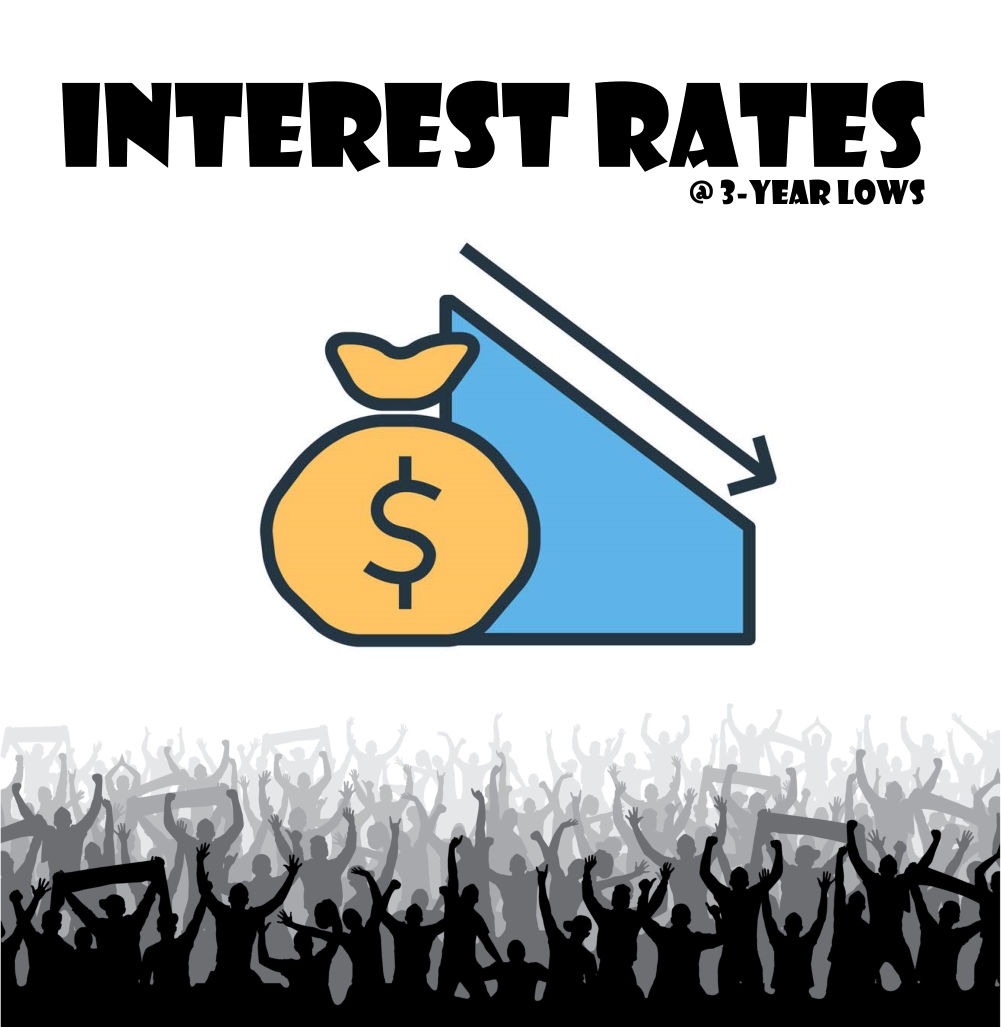 Interest Rates are DOWN! Great Time to Buy in Dallas Fort Worth