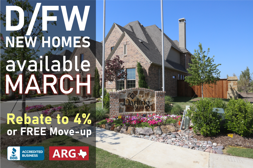 Save Money Buying a Completed New Home Builder SPEC Home. Check North Texas/ DFW Inventory NOW