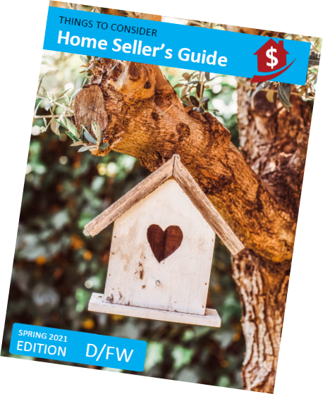 Spring 2021 Seller's Guide DFW Real Estate