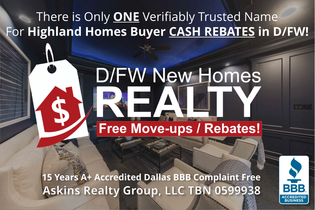 15+ Years BBB Verified Business. We Deliver on Promises. Register Now for Your New Highland Homes Cash Rebate