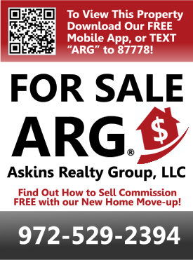 Find all Just Listed Homes for Sale with ARG!
