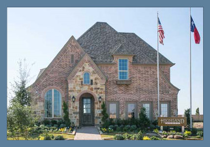 Highland Homes Denison, Texas Fawn Meadow at Gateway Village