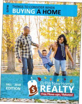 DFW Home Buyer's Guide, Get a Copy Sent to Your Email