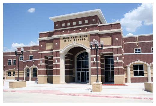 Find New Homes in McKinney Boyd HS Zone