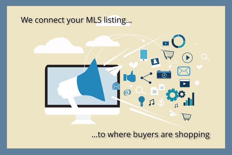 Our MLS Marketing of Your Home Never Sleeps