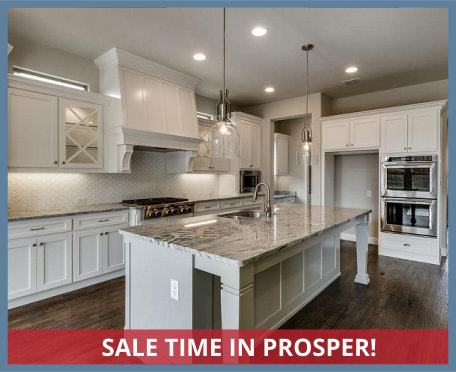 New Home Sale in Prosper! Time Sensitive - Save Thousands!