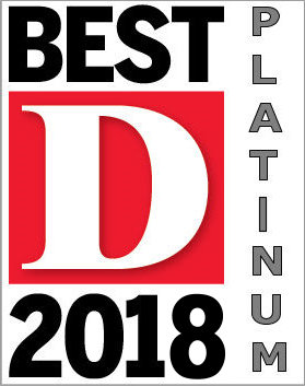 ARG is Proud to be D-Magazine's Only 6-Peat Platinum Producer Based in Collin County Texas