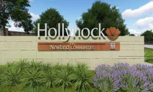 Hollyhock homes in Frisco TX