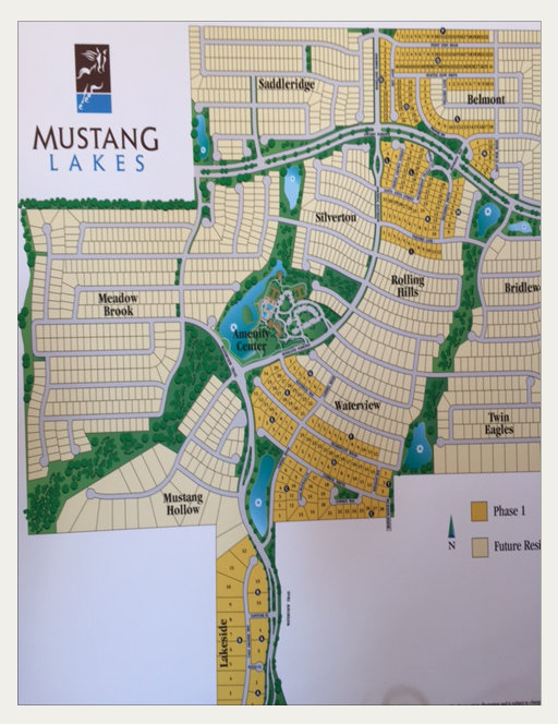 Pre-selling at Mustang Lakes Celina Starting in SPRING 2016!