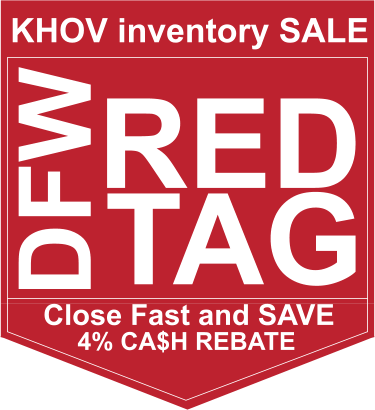 K Hovnanian 2016 Fiscal Year End Sale is Now!