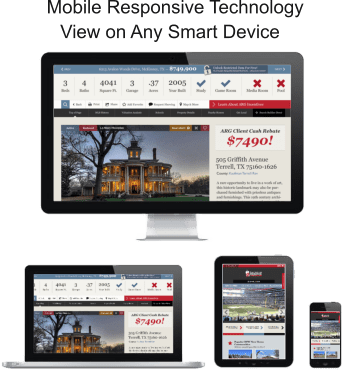 The latest Mobile Responsive Technology means this web goes with you everywhere