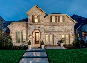 Melton Ridge homes at Stonebridge Ranch