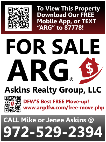 Why Not Get Full Service, Without the Full Commisson Cost When You Sell Your DFW Area Home?