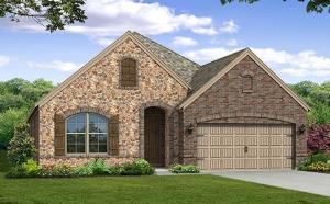 Canyon Falls homes in Flower Mound, Denton County