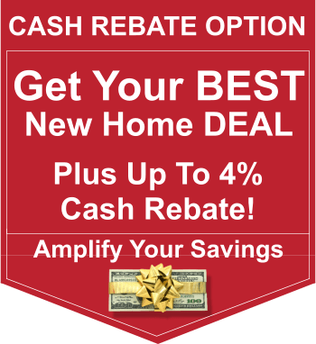 Windsong Ranch New Home Buyer Cash Rebate Option Saves you THOUSANDS