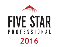 Michael Askins Earns 2016 Five Star Professional Designation