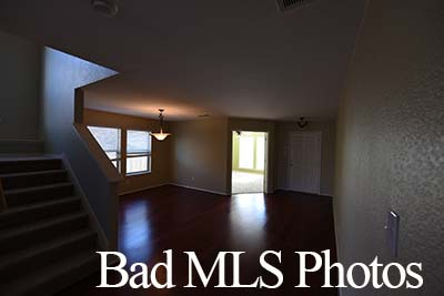 Poor MLS Photography Harms Your Listing