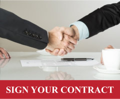 Contract Your New Texas Home