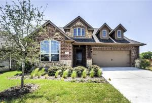 Wildridge homes in Oak Point, Denton County
