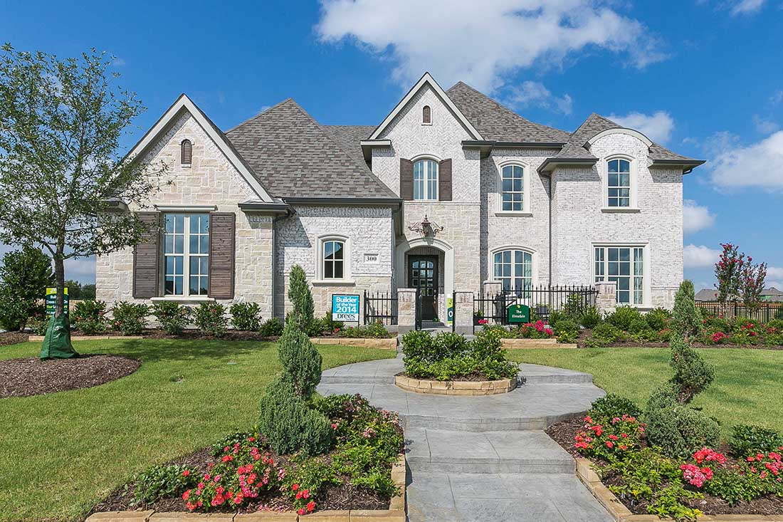 Drees homes frisco home review for Grand home designs fort worth
