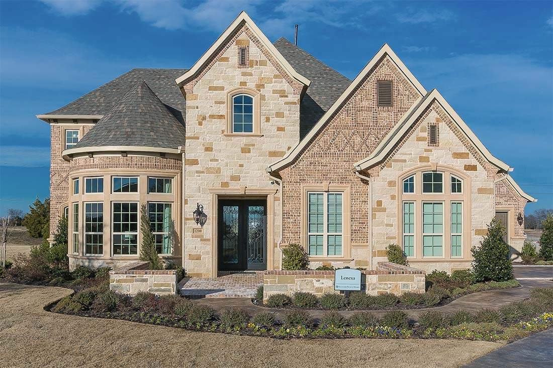CalAtlantic Homes Dallas Fort Worth. Luxurious CalAtlantic Model Home At  Brockdale Estate,s Lucas