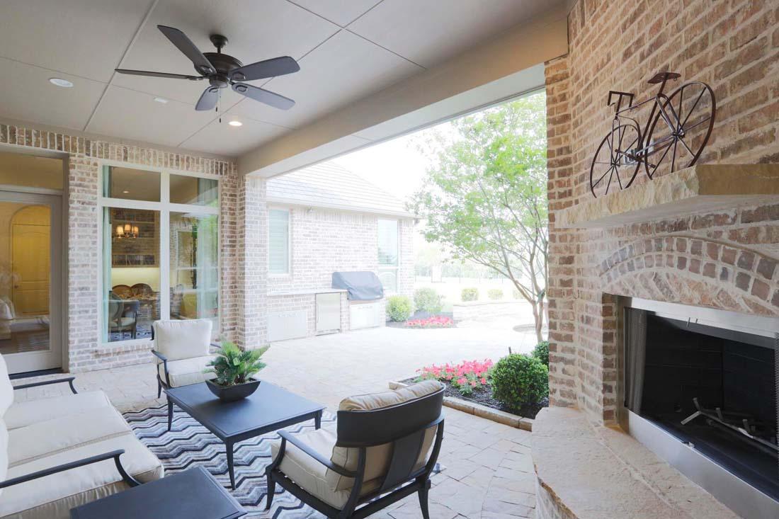 Huntington Homes at Fairways of Gentle Creek, Prosper TX