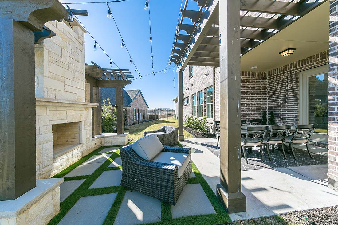 Normandy Homes at Village at Twin Creeks, Allen TX
