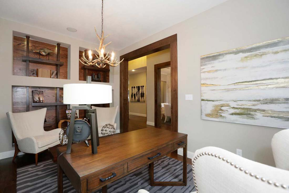 Ashton Woods is an Environments for Living and Energy Star builder.  Pictured is Ashton Woods