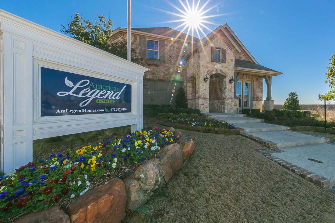 American Legend Homes Dallas Fort Worth