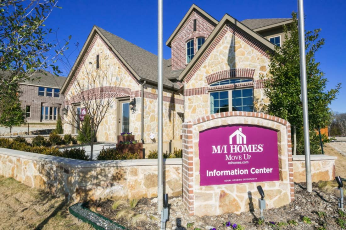 M I Homes Of Dallas Fort Worth New Home Rebate Offer